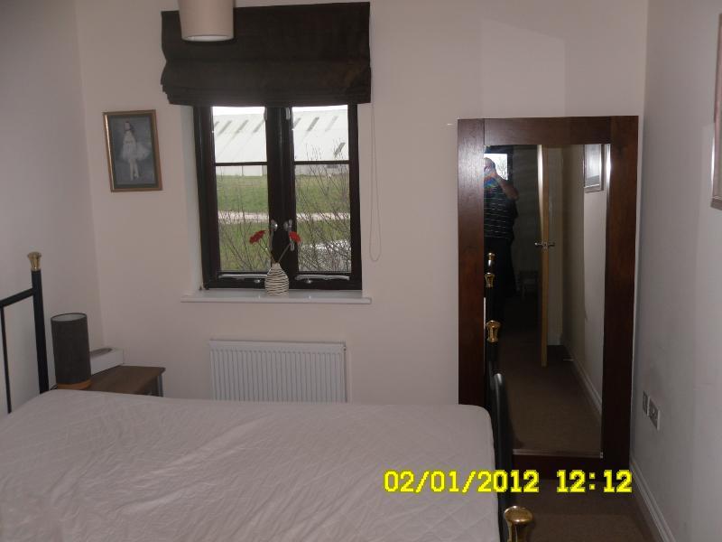 Bedroom 1.  Double Bed