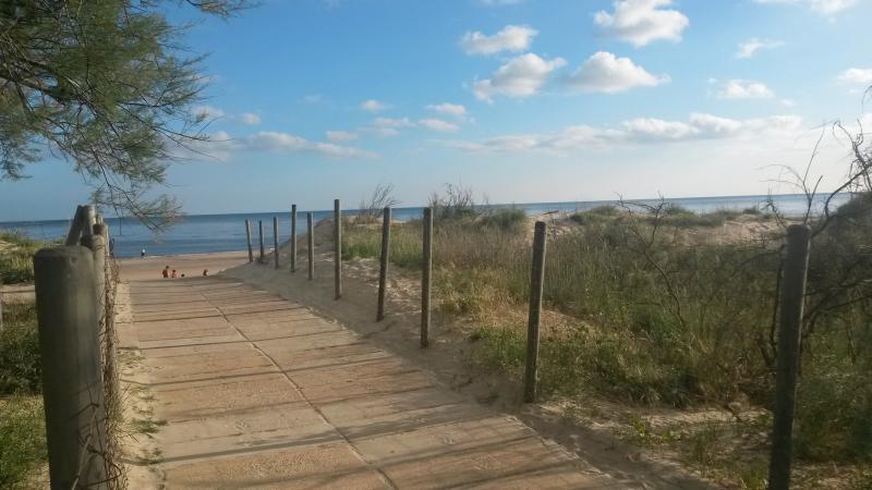 Islantilla beach access