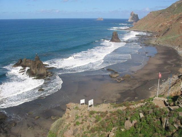 Playa de Benijo (Taganana)