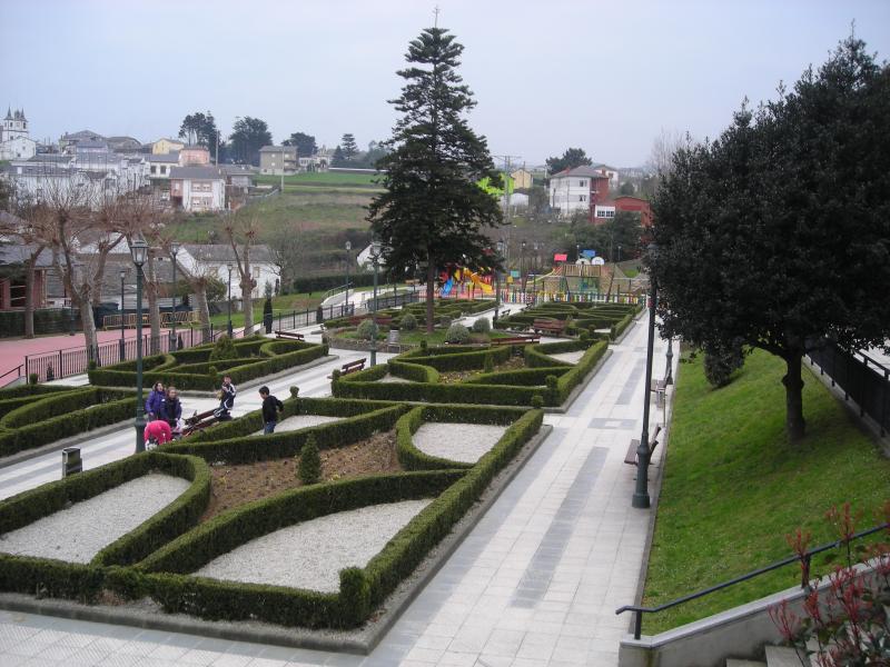 Parque Puerto de Vega