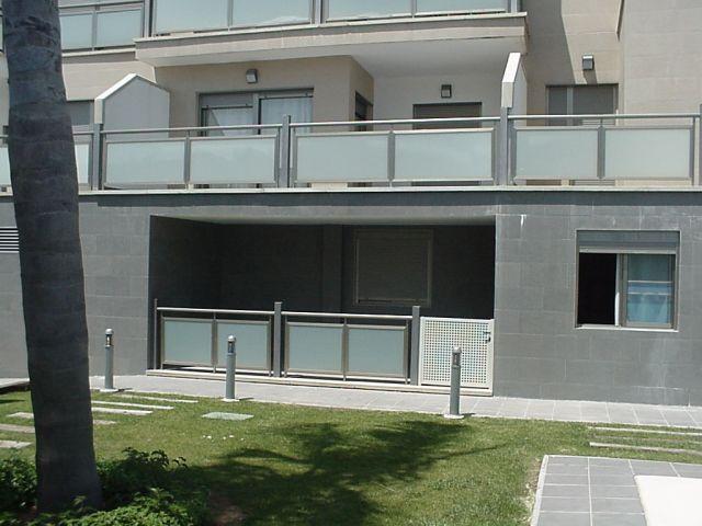 Fachada principal del duplex para 7 personas
