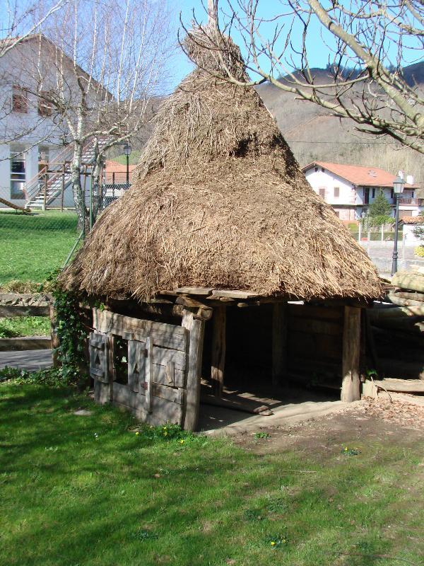 Casa Rural Gurutze - Parque infantil