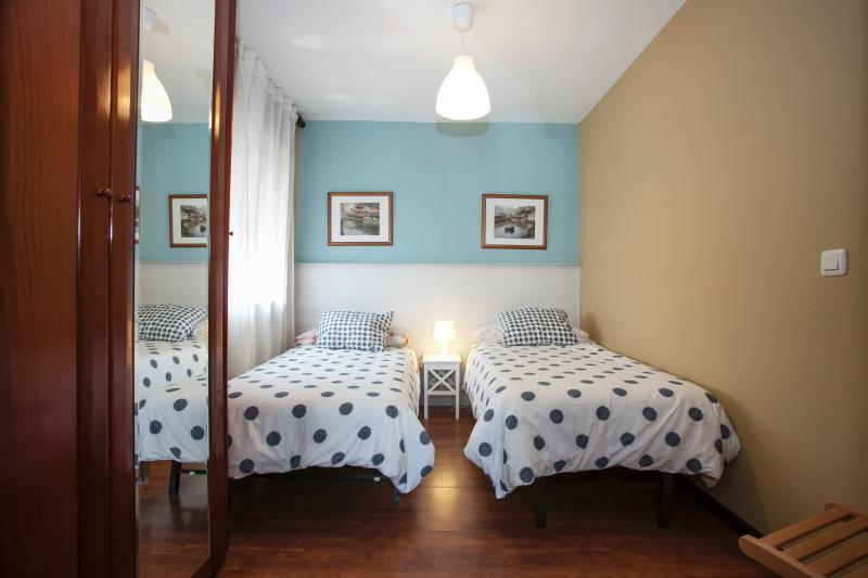 Zimmer 2 Betten 1bedroom