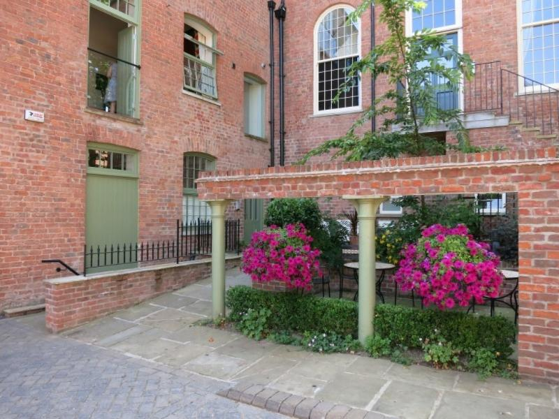 The Old Brewery,  Just footsteps from York Minster.....  Luxury Apartment in historic location.