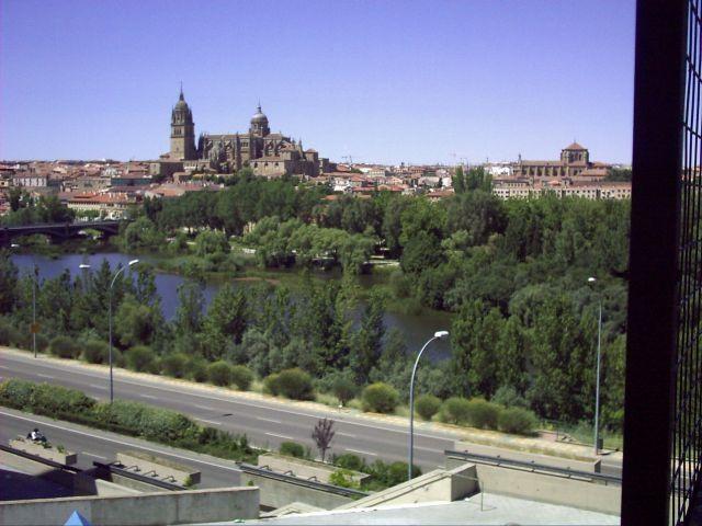 Piso soleado, grande y con vistas a la catedral, vacation rental in Salamanca