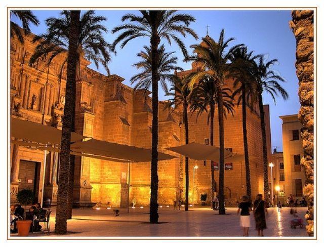 Entorno/Localidad. (Plaza de la Catedral)