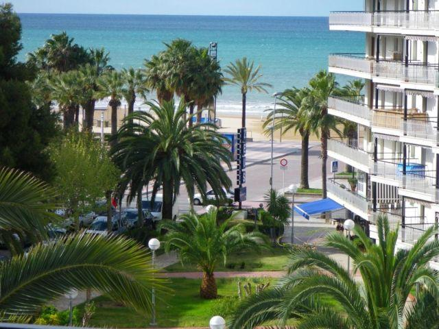 PASEO JAIME I, VISTAS PLAYA,SILENCIOSO, vacation rental in Salou