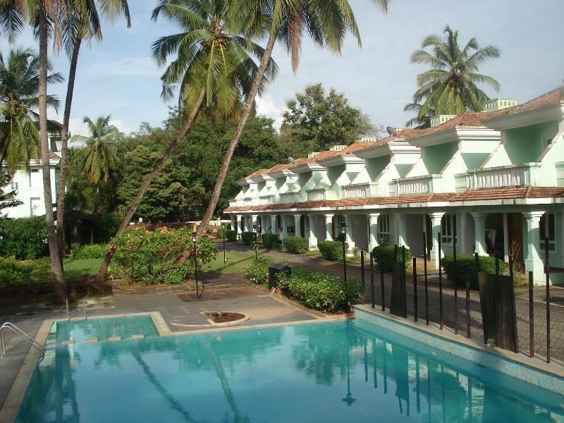 Zen Gardens 3 BHK Row Villa, holiday rental in Benaulim
