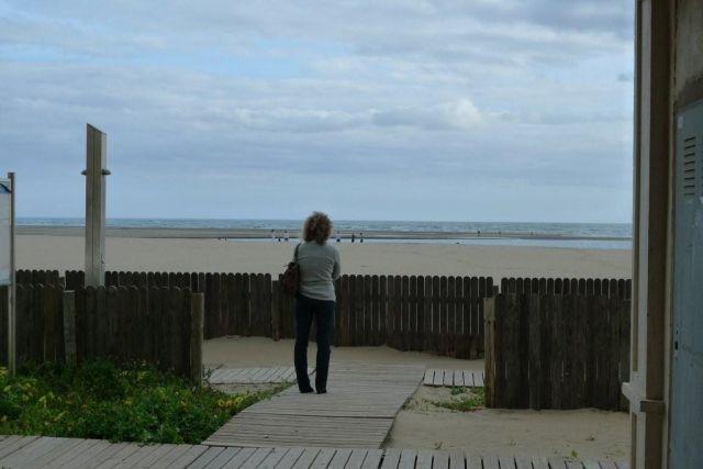 Sete km de praias de areia