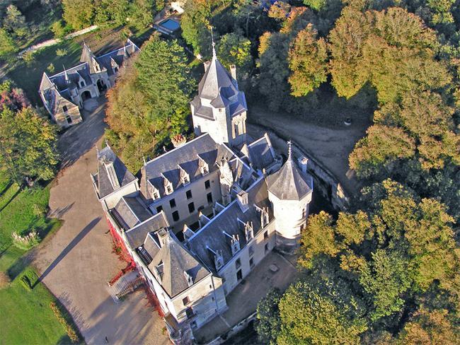 The Château de Ternay