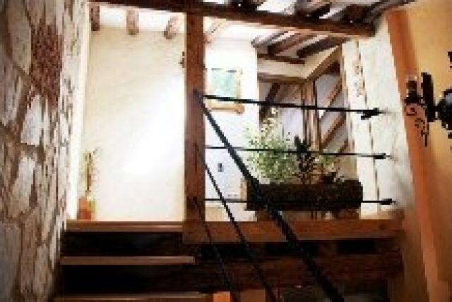 Casa Rural de 2 dormitorios en Tabanera Del Monte, vacation rental in Rascafria