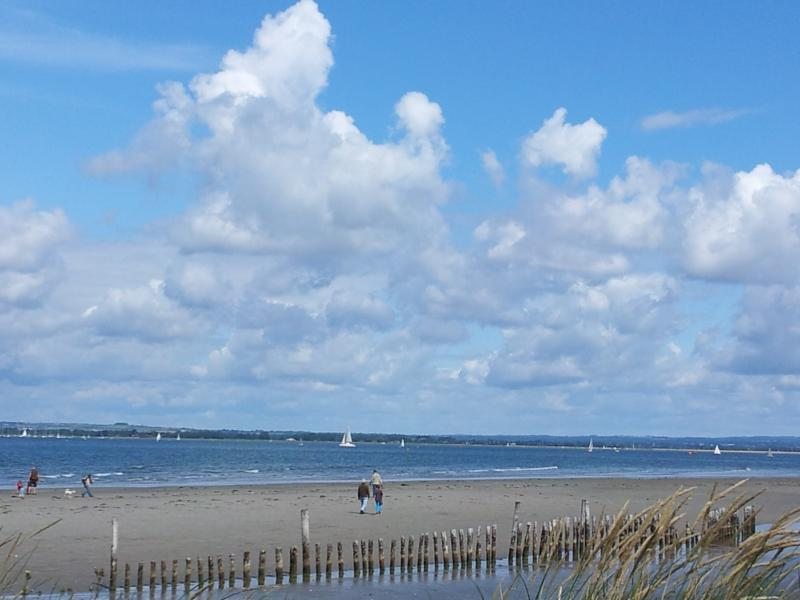 West Wittering beach is a short walk.