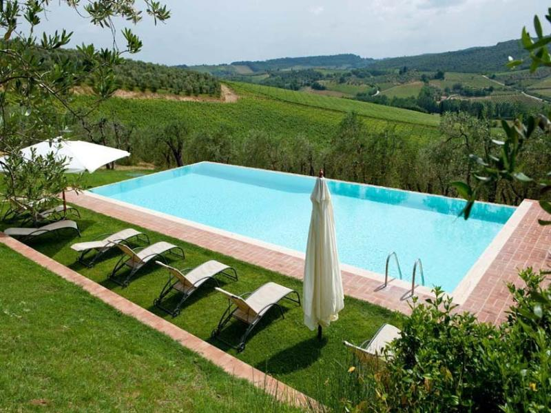 Maccalli, holiday rental in San Gimignano