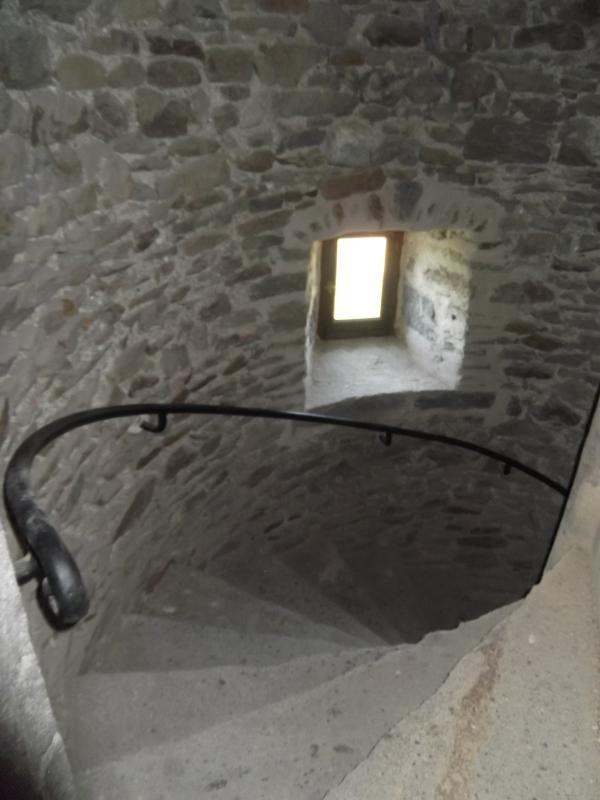 stair  / escalier
