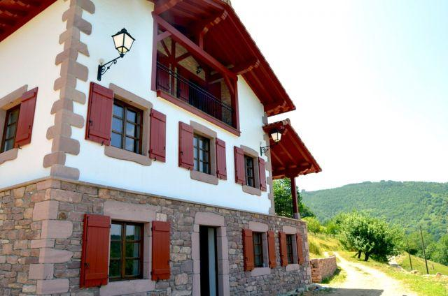 casa rural navarra en Etxalar, vacation rental in Igantzi