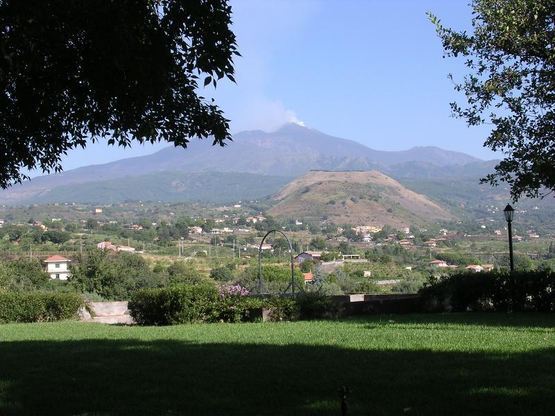 landscape Etna