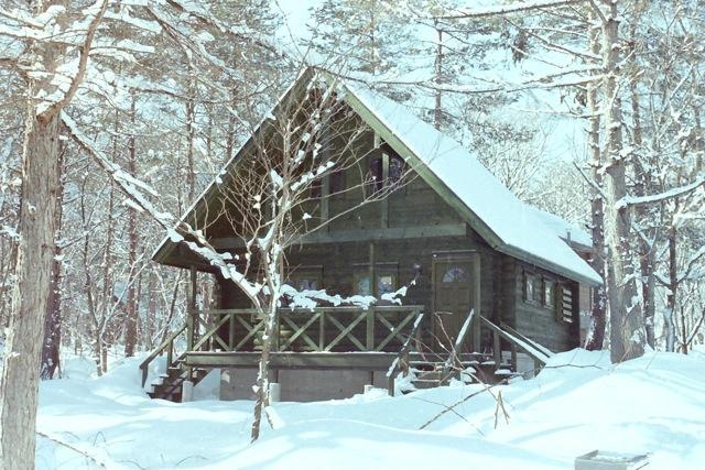 Big Foot Cabin Hakuba, alquiler vacacional en Hakuba-mura