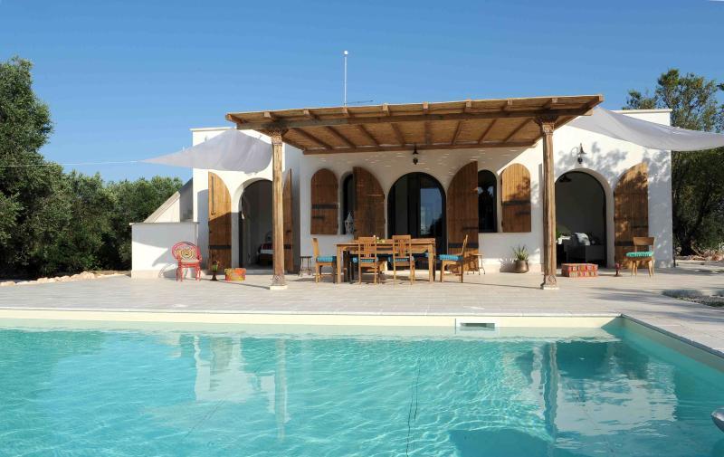 cisternino villa in olive groove, alquiler de vacaciones en Cisternino
