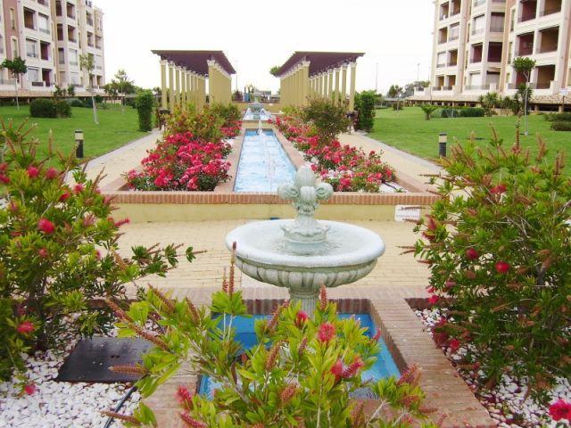 URBANIZACIÓN( LOS CISNES)SALIDA DIRECTA AL MAR, holiday rental in Province of Huelva