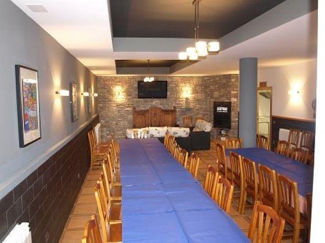 Wohnzimmer des Hauses bis zu 35 Personen