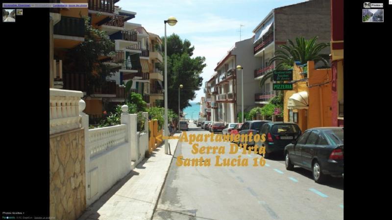 Apartments Serra d'Irta in center town 5 mn from main beach