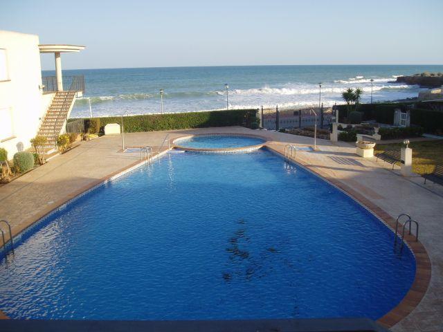 Urbanización Lujo Frente a mar, holiday rental in Vinaros