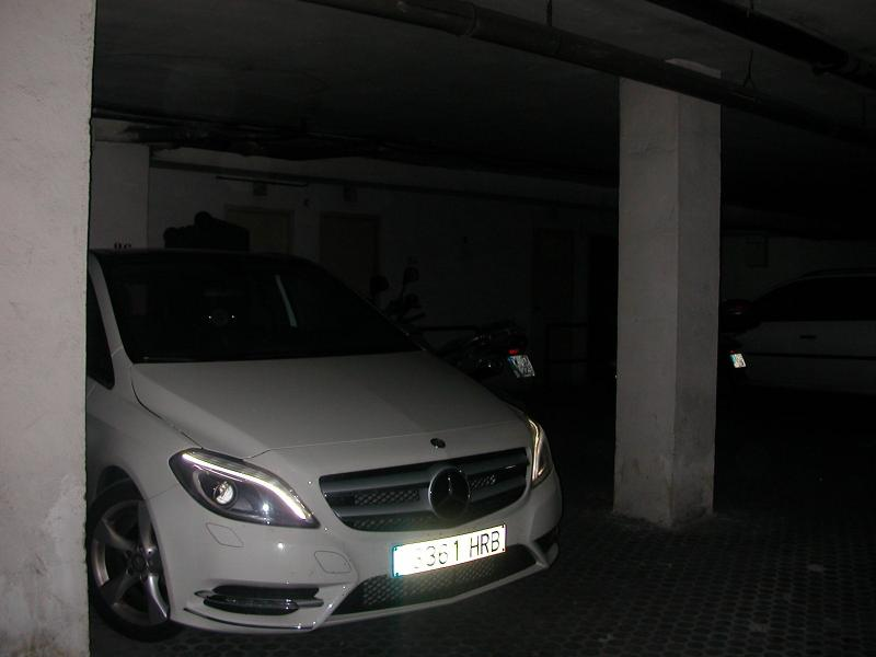 parkin,una plaza,consultar precio
