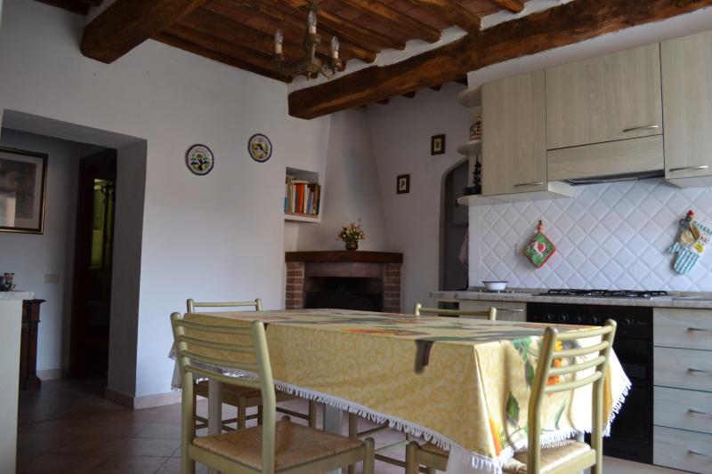 Casa vacanza Maddii, location de vacances à Roccastrada