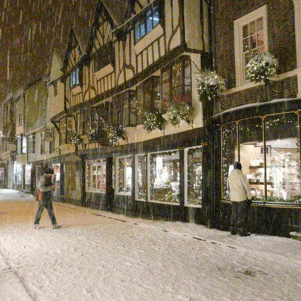 Winter breaks - York is an all the year around destination.