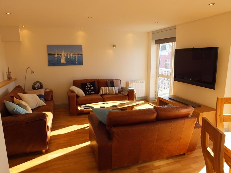 Tenby Holiday Apartment, holiday rental in Tenby