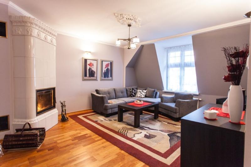 Mokwy Apartment Sopot, vacation rental in Jurata