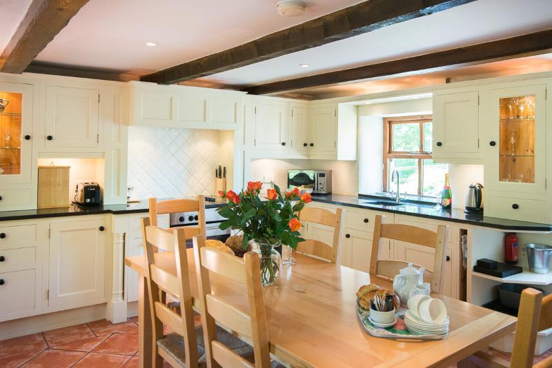 Farm House Style Kitchen