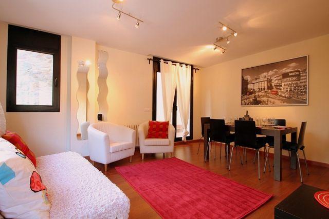 Nuevo de lujo a 20m. del telecabina, Ed. Areny, holiday rental in Andorra la Vella Parish