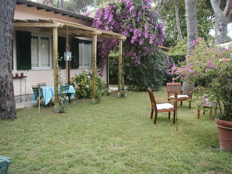 Villa Padre Ignazio, location de vacances à Forte Dei Marmi