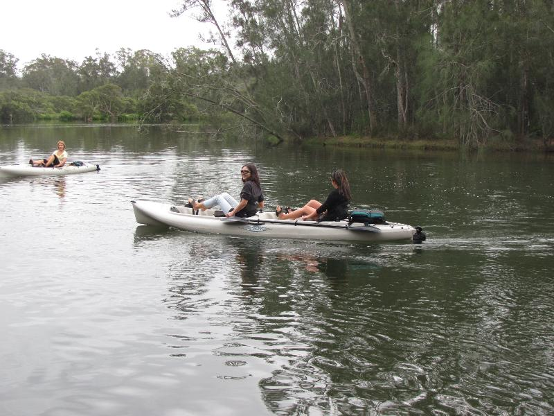 Kayak, cycle, boat or fish at your doorstep