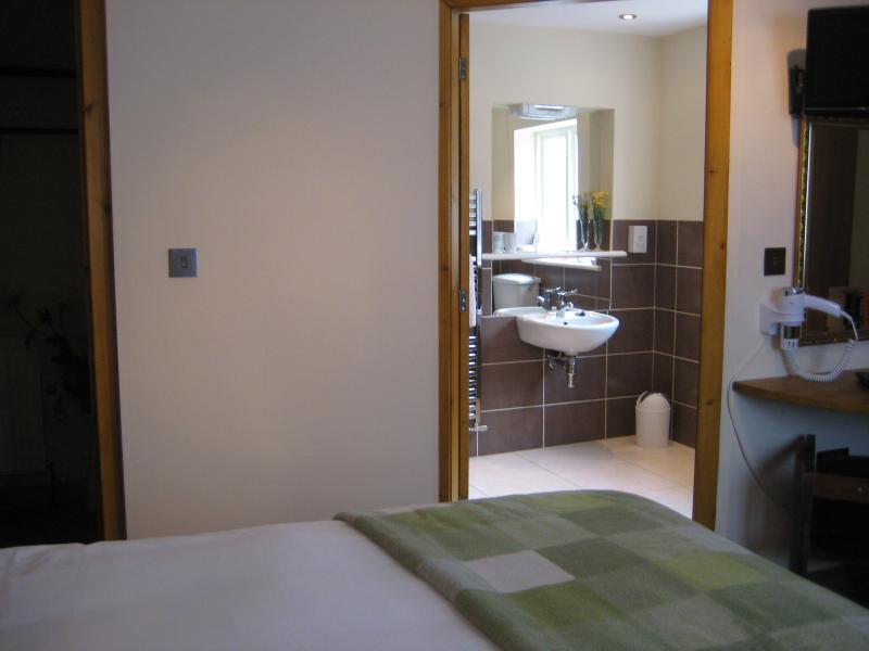 Habitación húmeda baño totalmente accesible