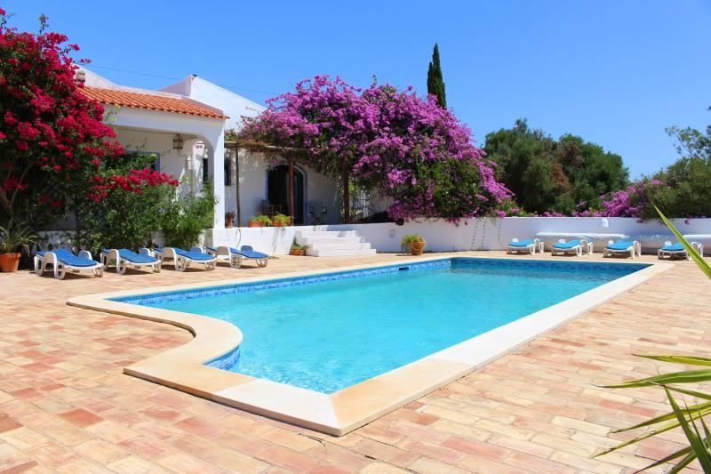 Quinta das Casuarinas -wonderful spacious family friendly villa, set in 3 acres., alquiler de vacaciones en Lagos