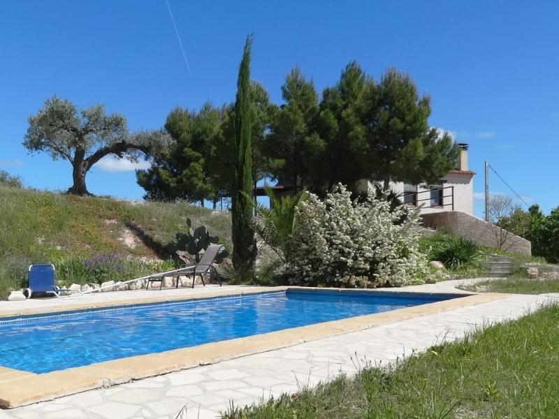Mas de Xim, holiday rental in Miravet