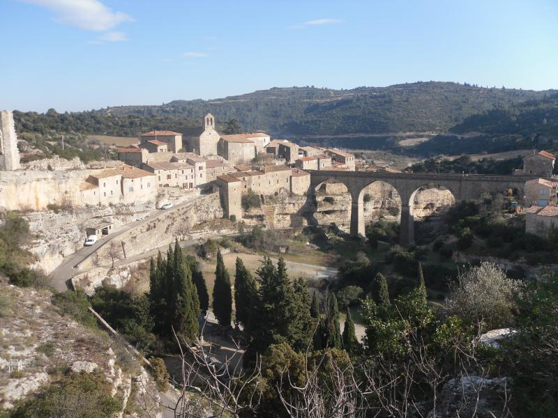 Minerve- one of many fabulous places to visit in the region.