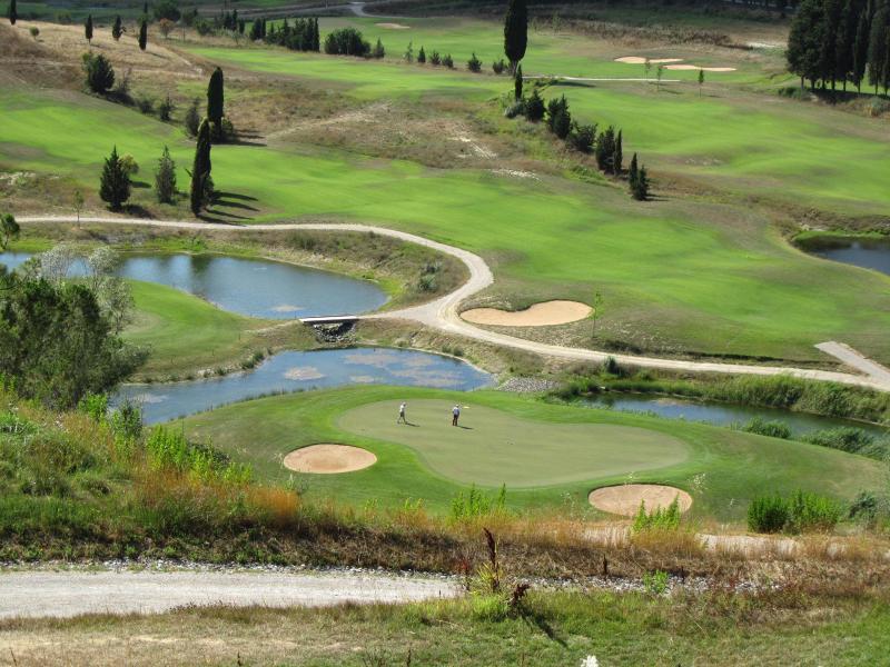 Castelfalfi Golf Course - Par 3 - 15 minutes from the Castello
