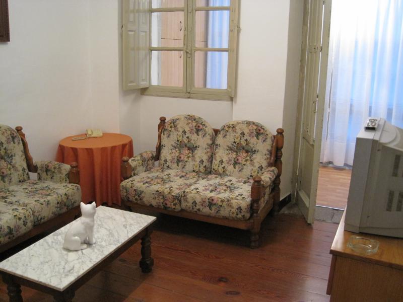 Piso muy céntrico, amplio y cómodo, location de vacances à San Lorenzo