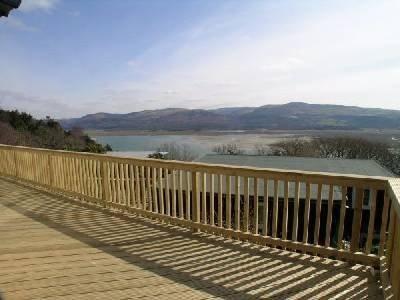 Bungalow 62 - vue depuis le balcon