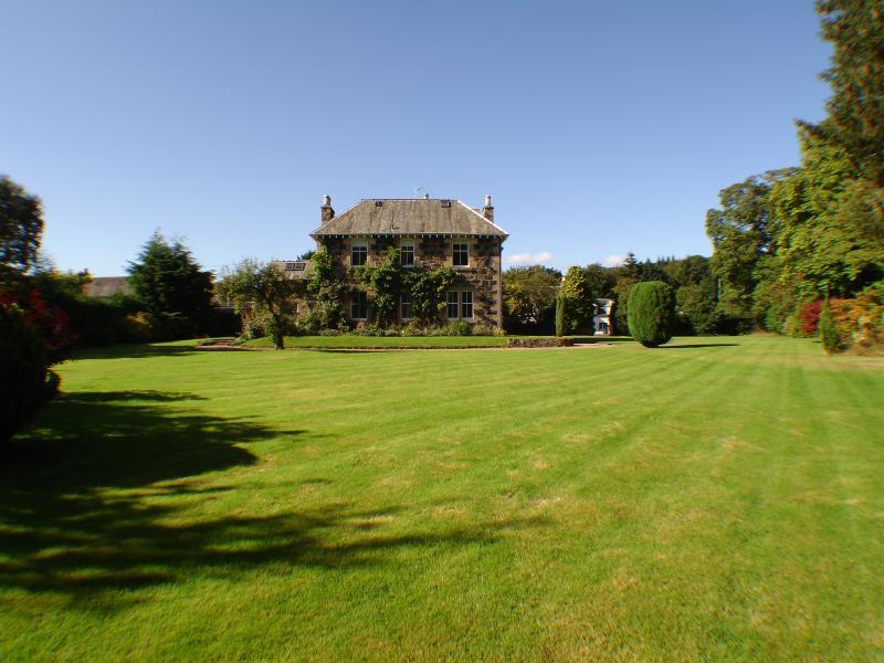 Glenbuckie House - Comrie - Perthshire.