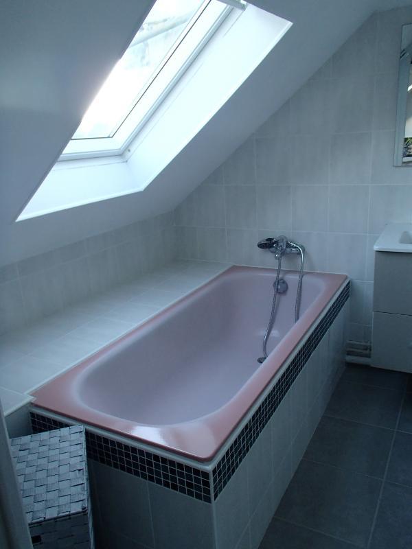 la baignoire - the bath