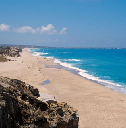 Praia D'el Rey beach - bliss!