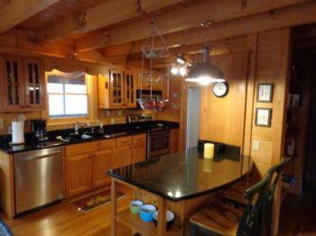 Laurel Haven Kitchen