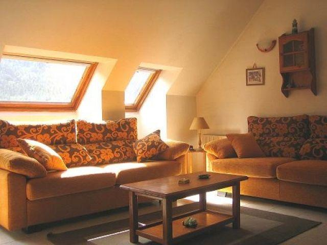 Duplex en Canfranc Estacion, vacation rental in Canfranc