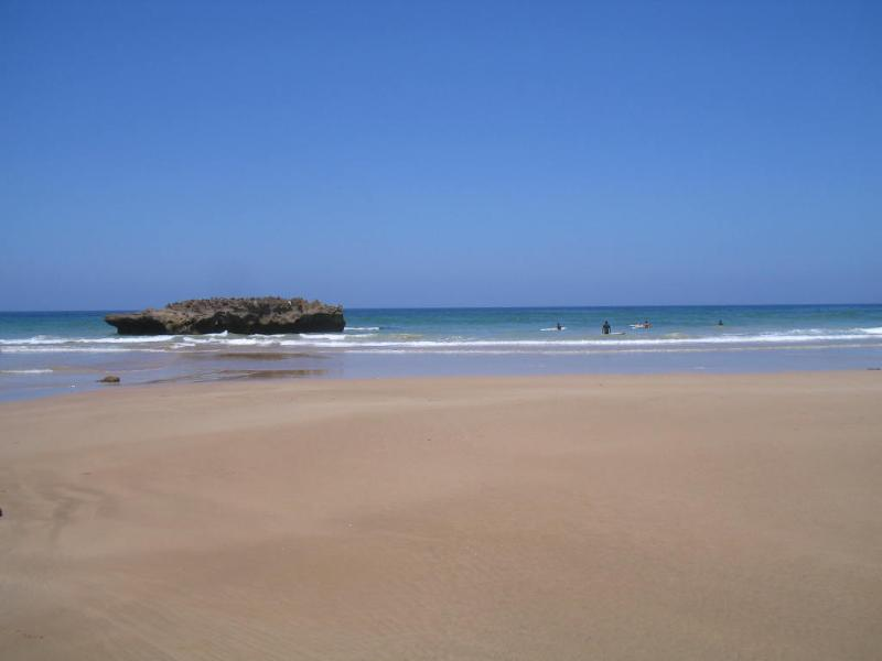 just 400 meters to a fantastic beach