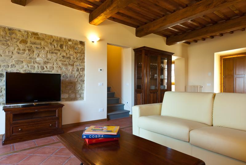 Fattoria Marzocco 4, vacation rental in San Casciano in Val di Pesa