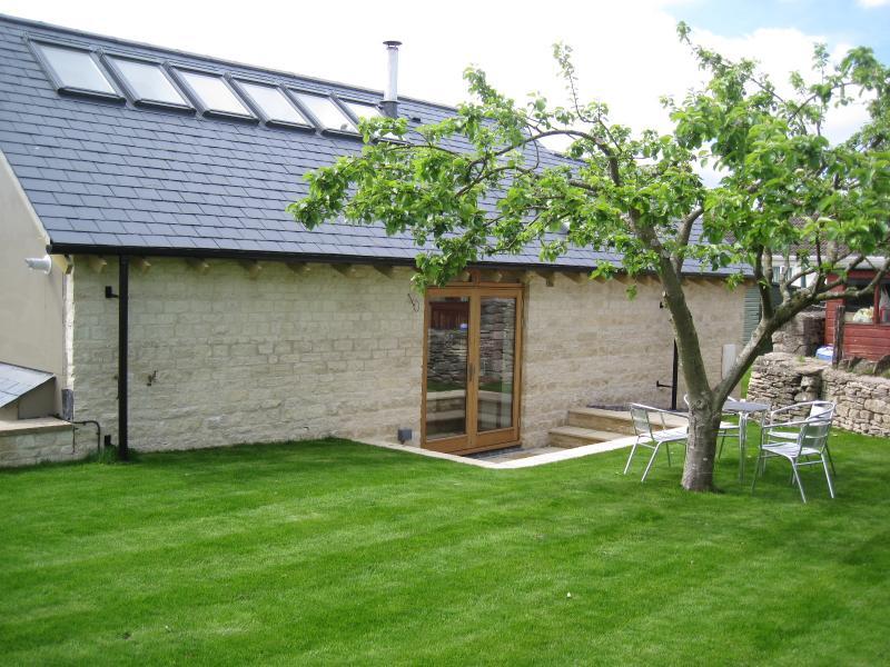 Daubeneys Shippon arrière avec jardin privatif et barbecue